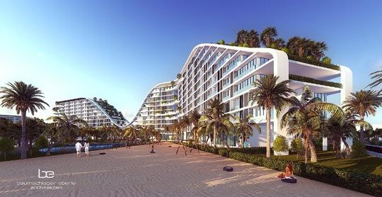 Khu nghỉ dưỡng đầu tiên đạt tiêu chuẩn xanh LEED bên bờ biển Quy Nhơn - Ảnh 3.