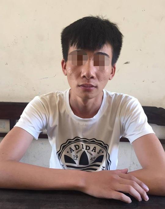 Thua bài bạc, nam thanh niên tự đánh vào mặt mình rồi báo công an bị cướp - Ảnh 1.