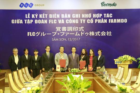 FLC - Farmdo bắt tay làm nông nghiệp - Ảnh 4.