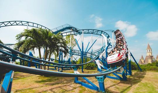 Đón năm mới rực rỡ tại Vinpearl Land Nha Trang - Ảnh 4.