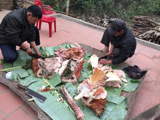 Lợn quay xứ Lạng – đặc sản của núi rừng Đông Bắc - Ảnh 4.