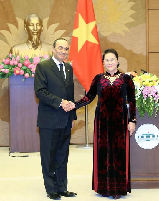 Quốc hội Việt Nam và Hạ viện Morocco ký thỏa thuận hợp tác - Ảnh 1.