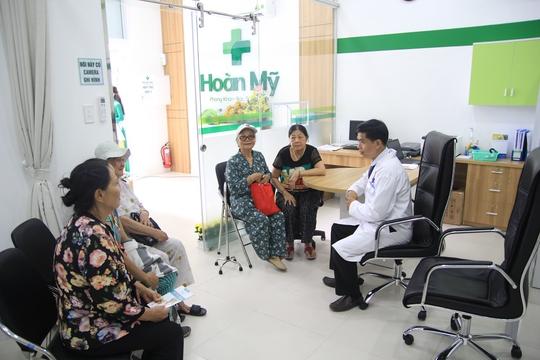 Mở phòng khám bác sĩ gia đình tại chung cư - Ảnh 1.