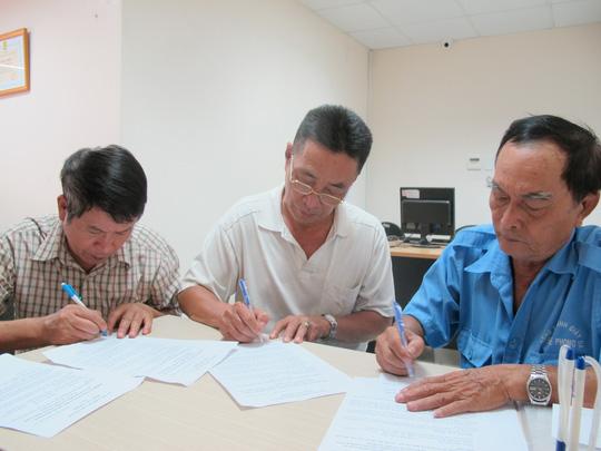 Người lao động khiếu nại khi phát sinh tranh chấpẢnh: Phạm Dũng