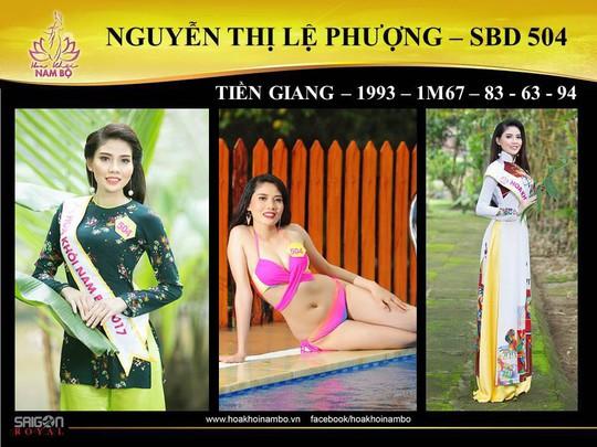 BTC cuộc thi Hoa khôi Nam bộ lên tiếng về nghi án bằng giả - Ảnh 2.