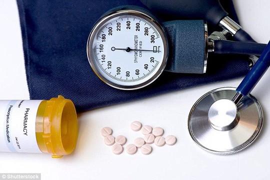Thuốc trị tăng huyết áp: Cẩn trọng tác dụng phụ - Ảnh 1.