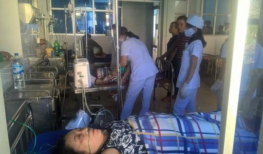 Bật máy phát điện khi ngủ, cả gia đình 5 người nhập viện nguy kịch - Ảnh 1.
