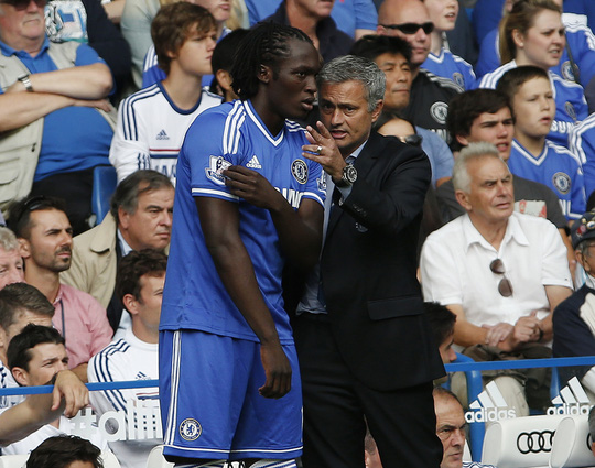 Lukaku sẽ tái hợp Mourinho tại M.U?