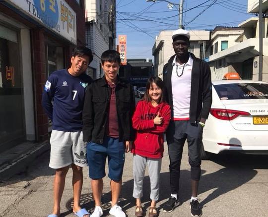 Đội bóng Hàn Quốc thuê sao trẻ HAGL sáng cửa thăng hạng - Ảnh 1.