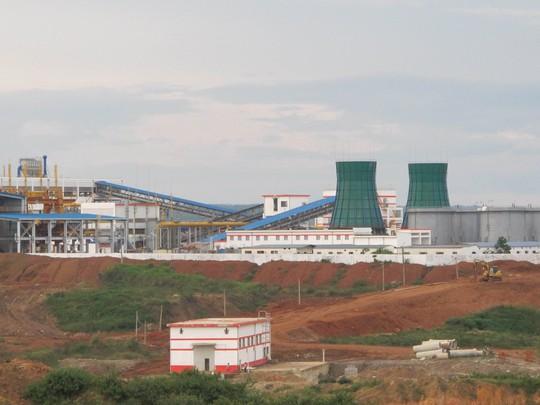 Nhà máy Sản xuất Alumin Nhân Cơ sau khi xây dựng đội vốn lên hơn 5 lầnẢnh: Thế Dũng