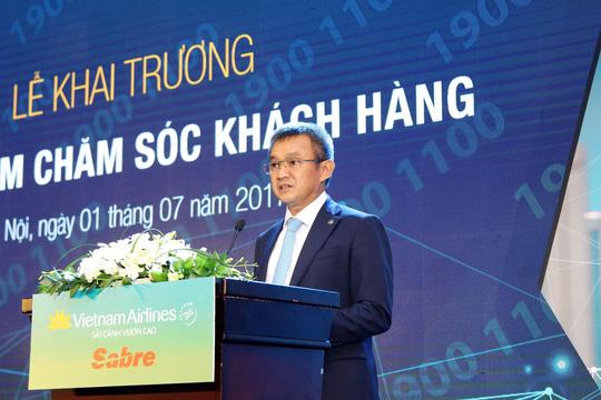 Vietnam Airlines có Trung tâm chăm sóc khách hàng 24/7 - Ảnh 2.