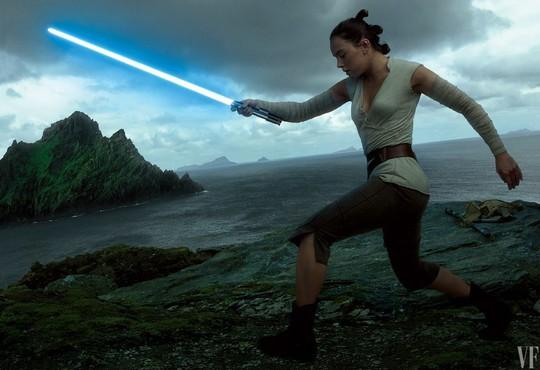 Star wars 8 mở màn cao thứ 2 lịch sử điện ảnh Mỹ - Ảnh 2.