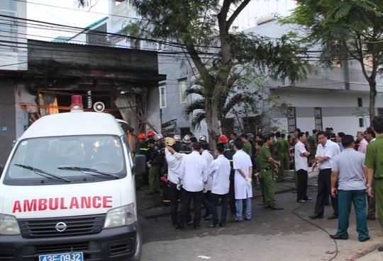 Vụ cháy khiến 3 người chết thương tâm