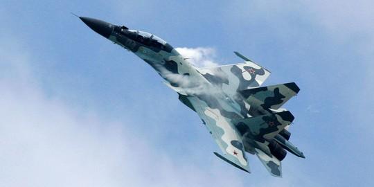Tiêm kích Nga bị tố tiếp cận không an toàn máy bay Mỹ - Ảnh 1.