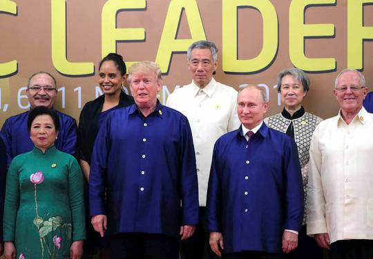 APEC 2017: Tổ chức tuyệt vời, chủ đề thực tế - Ảnh 1.