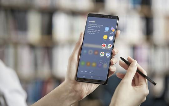 Samsung ra mắt Galaxy Note 8 cạnh tranh iPhone 8 - Ảnh 3.