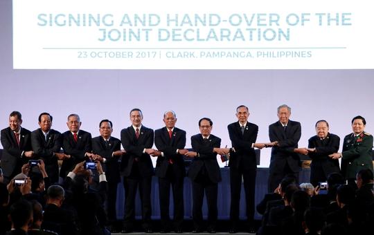 Hồi chuông cảnh tỉnh cho ASEAN - Ảnh 1.