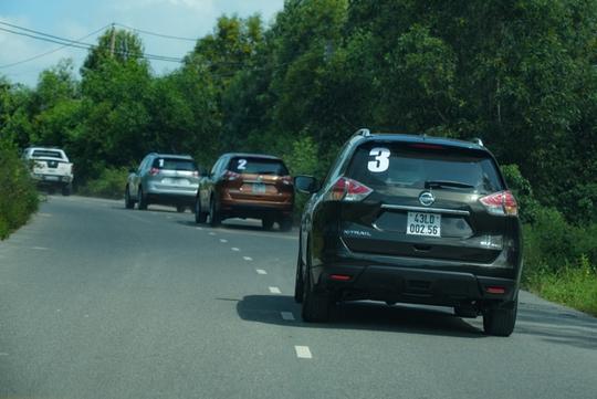 Nissan X-Trail gây bất ngờ khi vượt mặt Mazda CX-5