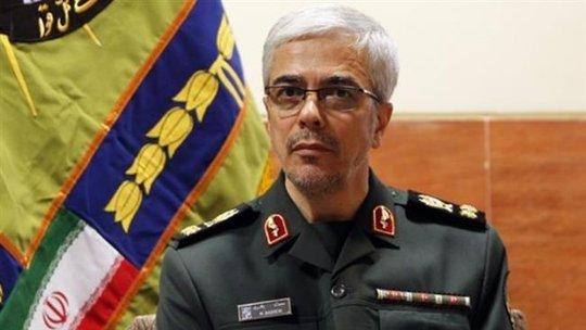 Ông Mohammad Bagheri. Ảnh: Reuters