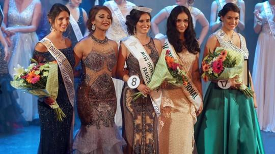 Cận cảnh nhan sắc tân Hoa hậu Quốc tế Pháp - Ảnh 1.