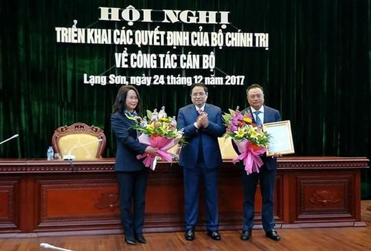 Bí thư Lạng Sơn làm Chủ tịch Tập đoàn Dầu khí quốc gia (PVN) - Ảnh 1.