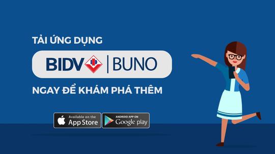Chuyển tiền không cần nhớ số tài khoản cùng BIDV - Ảnh 1.