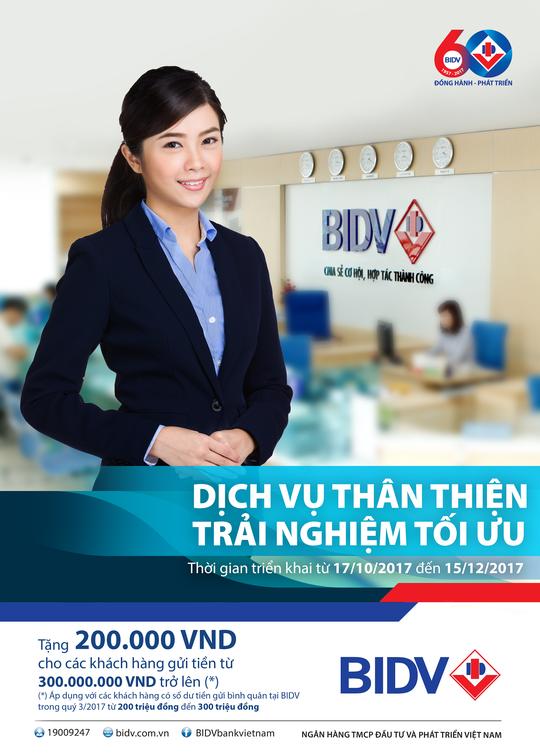 Cơ hội nhận ngay 200.000 đồng khi gửi tiết kiệm ngân hàng - Ảnh 1.