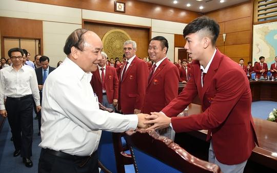 Thủ tướng biểu dương đoàn thể thao Việt Nam - Ảnh 1.