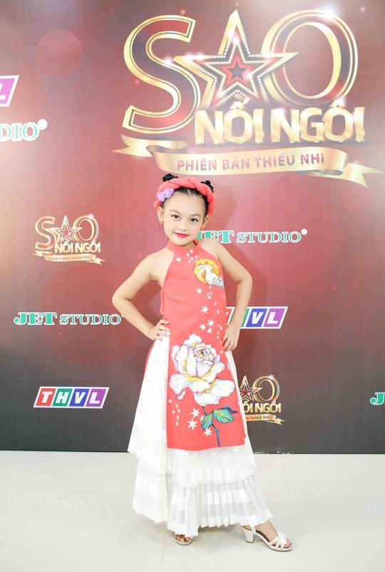 Cô Cám Bào Ngư tái hiện Bống bống bang bang phiên bản nhí siêu đáng yêu - Ảnh 4.