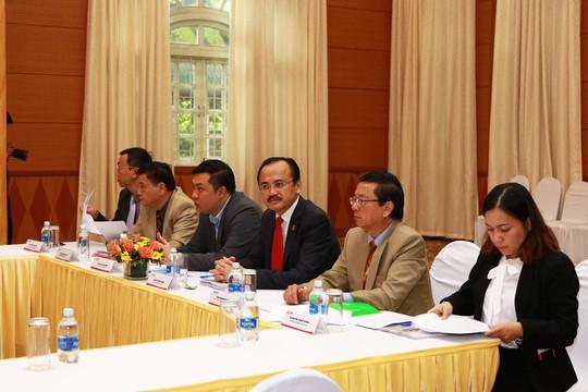 Ông Cao Văn Chóng: Hãy tin tưởng vào ban lãnh đạo mới của VPF - Ảnh 1.
