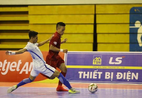Thua sốc futsal Malaysia, Việt Nam dừng bước tại bán kết - Ảnh 4.