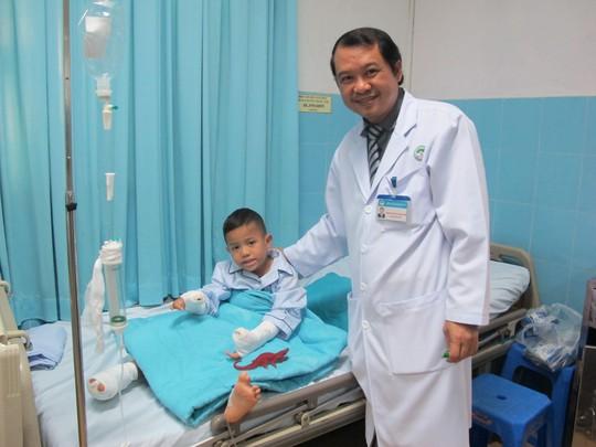 Hãy cứu giúp trẻ em dị tật tay chân! - Ảnh 2.