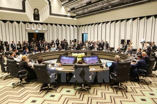 Chủ tịch nước: Thông qua Tuyên bố Đà Nẵng tại APEC 2017 - Ảnh 6.