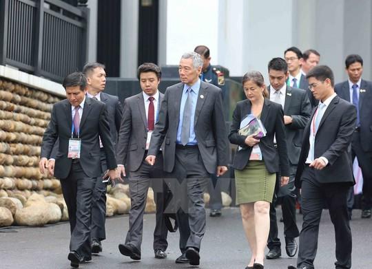 Chủ tịch nước: Thông qua Tuyên bố Đà Nẵng tại APEC 2017 - Ảnh 25.