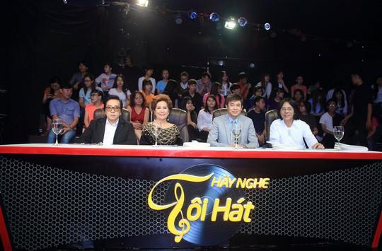 Ban giám khảo của tập 3 chủ đề Tình đầu tình cuối