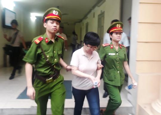 Cựu đại biểu QH Châu Thị Thu Nga nói rất day dứt và đau lòng - Ảnh 1.