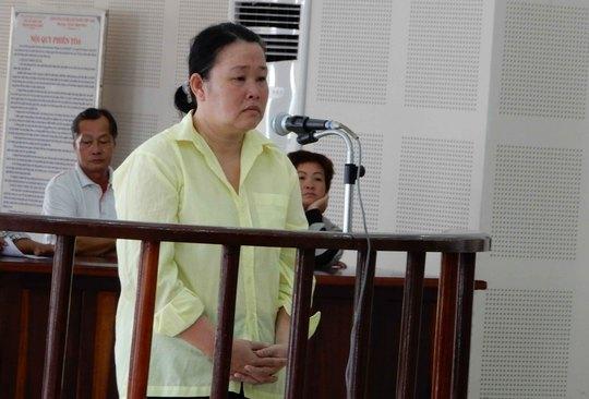 Bị cáo Hà bị tuyên phạt 9 năm tù tại phiên xử sơ thẩm