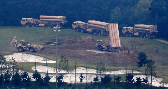 Chưa mạnh tay với Triều Tiên - Ảnh 1.