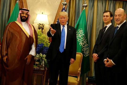 Ả Rập Saudi giăng bẫy Mỹ? - Ảnh 1.