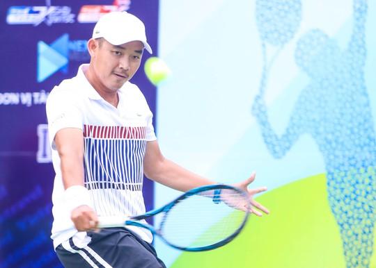 Giải Quần vợt quốc gia 2017: TP HCM thua sốc Bình Duonwg - Ảnh 1.