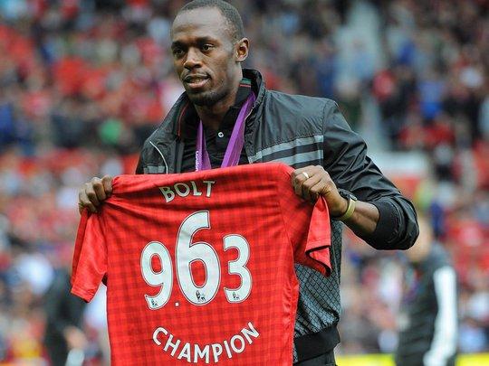 Usain Bolt sẽ trở thành cầu thủ vào năm sau - Ảnh 2.