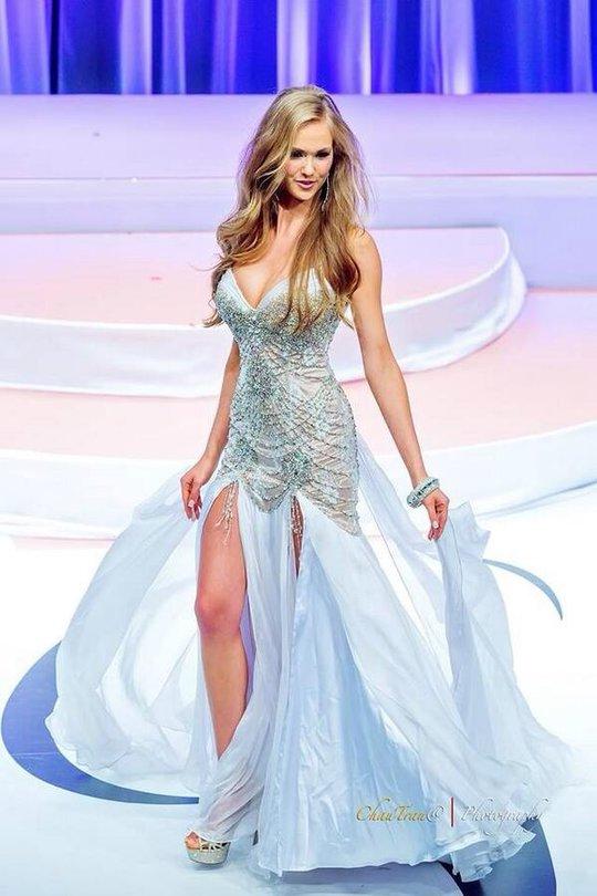 Ngắm nhan sắc tân Hoa hậu Hoàn vũ Canada - Ảnh 6.