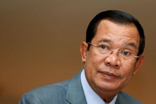 Thủ tướng Hun Sen thách thức Mỹ cắt mọi viện trợ - Ảnh 1.