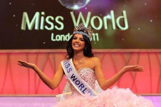 Ấn Độ so kè với Venezuela kỷ lục nhiều Hoa hậu Thế giới - Ảnh 12.