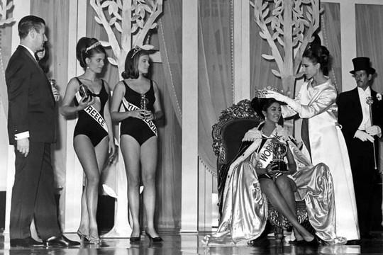 Ấn Độ so kè với Venezuela kỷ lục nhiều Hoa hậu Thế giới - Ảnh 1.