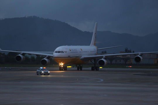APEC 2017: Sân bay Đà Nẵng bận rộn từ sáng đến đêm - Ảnh 8.