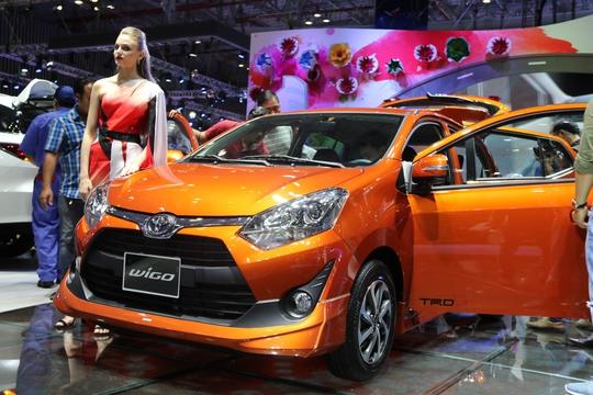 Ưu đãi thuế, các mẫu xe nhỏ sẽ đổ bộ Việt Nam trong 2018 - Ảnh 1.