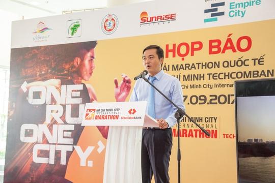Giải Marathon Quốc tế Thành phố Hồ Chí Minh Techcombank 2017 - Ảnh 2.