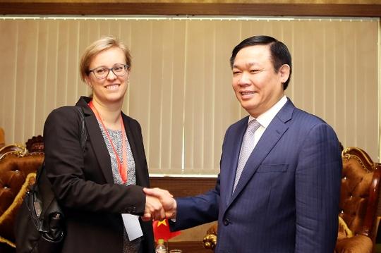 Đại sứ quán Đức khẳng định hợp tác với Việt Nam - Ảnh 1.