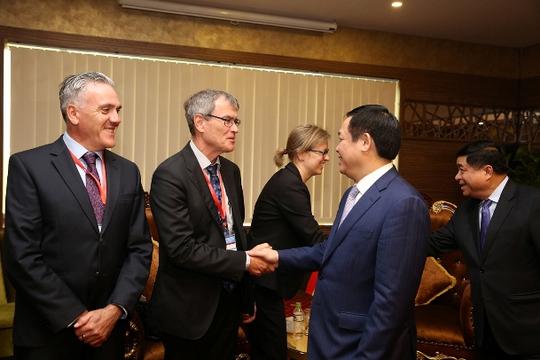 Đại sứ quán Đức khẳng định hợp tác với Việt Nam - Ảnh 3.